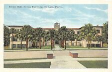 A85/ Deland Florida Fl Postcard c1915 J.B. Stetson University Science Hall