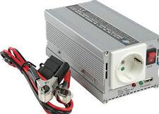 Schuko Spannungswandler 12V zu 230V 300/600W LKW/PKW/Camping