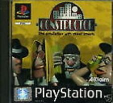 18579 // CONSTRUCTOR COMPLET TBE PLAYSTATION PS1 PS2  RARE