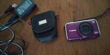 Canon PowerShot SX220 HS 12.1 MP Digital Camera bundled