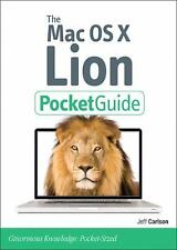 Mac OS X Lion Pocket Guide (Peachpit Pocket Guide)-ExLibrary