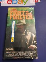 I Will Fight No More Forever (VHS, 2001) New