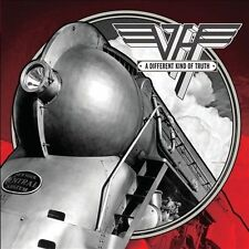 A Different Kind of Truth [CD/DVD] [Deluxe Edition] by Van Halen (CD, Feb-2012,