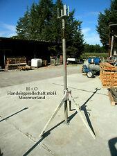 Dreibein mit Schwerlaststütze und Kopf Schalung Doka  Maurer Gerüst Carport Bau