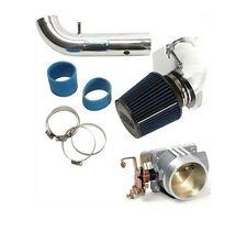 1996-2004 Ford Mustang GT 4.6L BBK Chrome Cold Air Intake & 70MM Throttle Body
