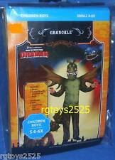 How to Train Your Dragon GRONCKLE Costume Size 4-6 x Small New Childs Halloween