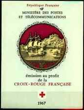 FRANCE CARNET CROIX ROUGE 1967  NEUF xx TTB
