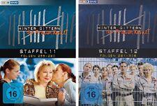 12 DVDs * HINTER GITTERN - DER FRAUENKNAST - STAFFEL 11 + 12 IM SET # NEU OVP §