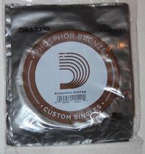 D'ADDARIO  5  Cordes Guitare Acoustique  - Phosphore Bronze - PB053