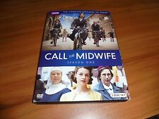 Call the Midwife: Season One (DVD, 2012, 2-Disc Widescreen) Used BBC First 1 1st