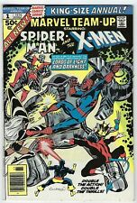 Marvel Team-Up King Size Annual # 1 Spider-Man & The X-Men 1976