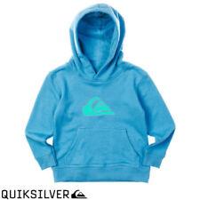Sweats et vestes à capuche bleu Quiksilver pour garçon de 2 à 16 ans