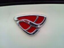 Red Carbon Fiber Sticker Decal For OEM Efini Rear Emblem Mazda RX7 RX-7 FD FC