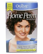 Lot of 2 - Ogilvie Home Perm: for Normal Hair