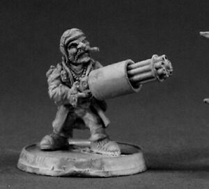 Reaper Miniatures Willy Brassbender #50013 Chronoscope Metal D&D RPG Mini Figure