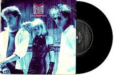 """BERLIN - LIKE FLAMES / HIDEAWAY - 7"""" 45 VINYL RECORD PIC SLV 1986"""