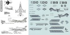 REPLISCALE DECALS 1/72 F-16A/B Fighting Falcon 120th FIG MO ANG 184th TFG (USAF)