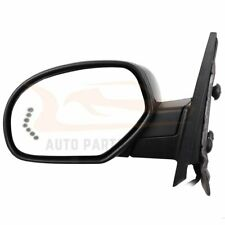 For 07-13 GMC CHEVY LH Side Power Signal puddle Arrow Lamp Heated Mirror Memory