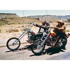 Easy Rider Film Fonda Hopper Giant Wall Mural Art Poster Print 50x35 Inches