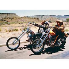 Easy Rider Film Fonda Hopper Giant Wall Mural Art Poster Print 50x35 Inches