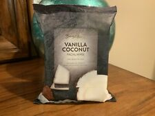 New Beauty Muse Pro Vanilla Coconut Facial Wipes Makeup Removal 30 ct