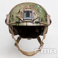 FMA Tactical Maritime Helmet Hunting Airsoft Paintball Climb Thicken More Colors