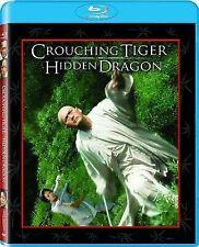 Crouching Tiger, Hidden Dragon (Blu-ray + Slipcover, No Digital)