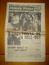 MELODY MAKER 1960 MAR 5 JAZZ SWING TOMMY STEELE