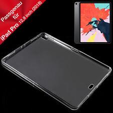 Apple iPad Pro 12,9 Inch (2018) Silikon Schutz Hülle TPU slim Case Back Cover ⭐