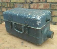 Aluminum Battery Box MI-8 Helicopter Vintage