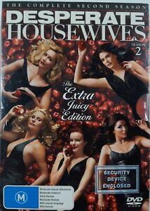 Desperate Housewives season 2 DVDs