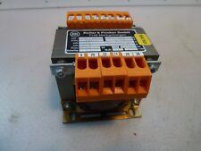 Roller & Fischer EP 50 Transformer Primary 220V, 0,22A, Sec 18/18/20-28V