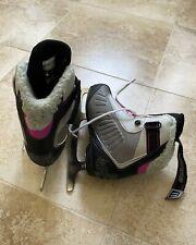 Size 7 Ladies Bauer Comfort Figure Skates Bnib Fits Same As Shoe Size