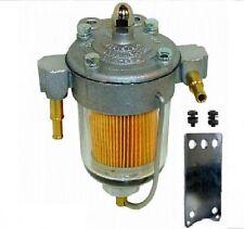 Malpassi Filter King Fuel Pressure Regulator Filter 1.5 To 5 Psi With Bracket