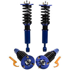 Coilovers Shocks Suspention Kit For Mitsubishi Galant 1994-98 Adj. Height Shocks