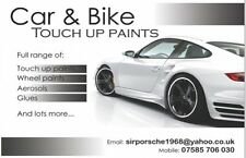 BMW CHROME SHADOW A56 ALL MODELS ALLOY WHEEL TOUCH UP PAINT REPAIR SCRATCH