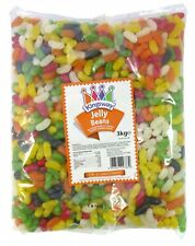 KINGSWAY JELLY BEANS UP TO 3KG PICK N MIX SWEETS FREE UK POSTAGE