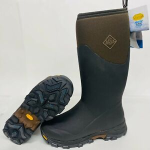 Muck Brown Mens Arctic Ice Tall NEW VIBRAM ICETREK SOLE EXTREME WINTER BOOTS