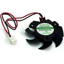 Evercool EC5010M12S-B 50mm x 10mm Video VGA Cooling Fan 2 pin DC 12 Volt