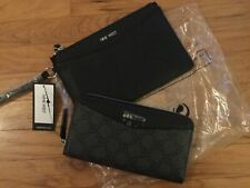 Nine West Zippered Wallet and Wristlet Set - New with Tags