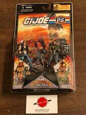 Torch & Ripper Comic 2-Pack GI Joe 25th Anniversary New Sealed