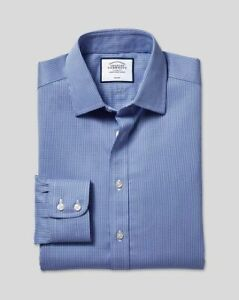 Charles Tyrwhitt Long Sleeve ButtonShirt *Various Colors* 16-1/2/34 in (42/86cm)