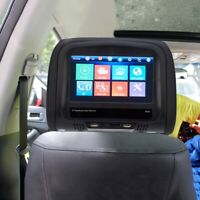 "8"" Touchscreen Car Headrest Back Seat MP5 Monitors with USB SD IR FM Bluetooth"