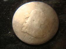1807 Dated Draped Bust Quarter ALDZ