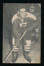 1952-53 St Lawrence Sales (QSHL) #105 ROGER BEDARD (Shawinigan)