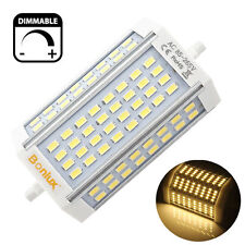 30W Dimmable R7s Linear LED Tube 118MM Floodlight Bulb 200W Halogen Replacement