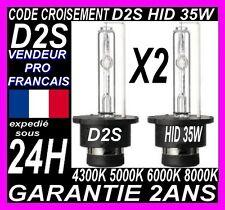 2 AMPOULES D2S 35W 12V LAMPES DE RECHANGE REMPLACEMENT FEU XENON KIT HID 4300K