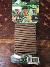 Cable de sujeci/ón para plantas de jard/ín 8 m resistente a la intemperie reutilizable