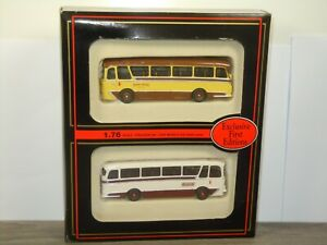 Timpson's and Surrey Motors Coach Set - EFE 1:76 in Box *43325