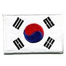 South Korea National Flag iron on/sew on cloth patch    (os)